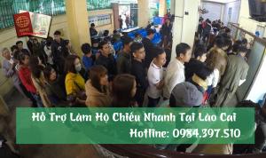 Hỗ trợ thủ tục làm hộ chiếu tại Lào Cai - 0984.397.510